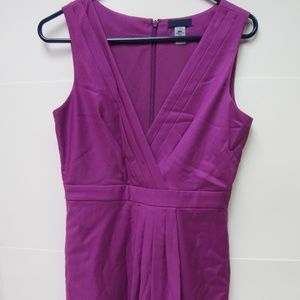 J. Crew Purple Dress Size 2
